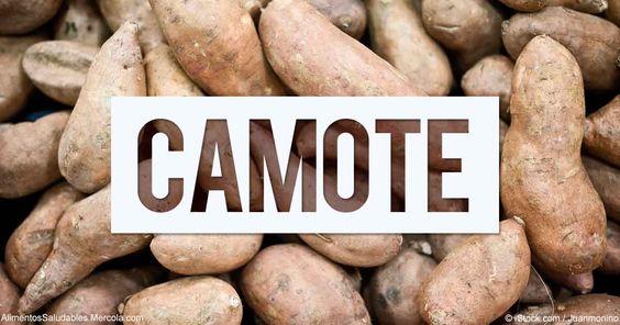 Camote (Boniato o Batata) [Beneficios y Propiedades] 2