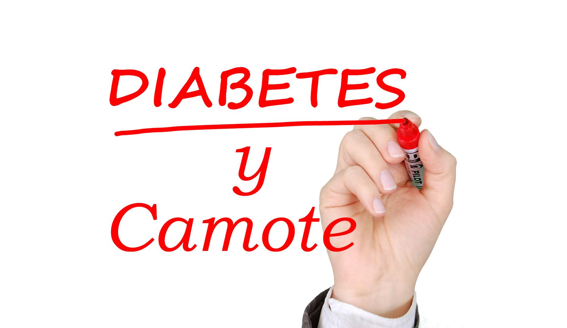 ¿Camote para Diabéticos? Conclusiones y Recetas 1
